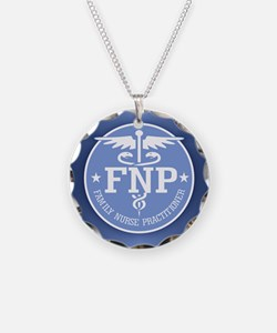 Family Nurse Practitioner Necklace
