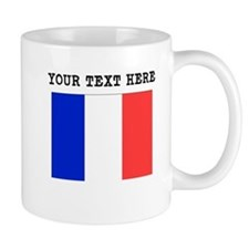 Custom France Flag Mugs