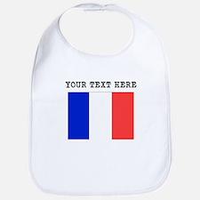 Custom France Flag Bib