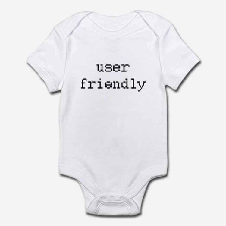 User friendly Infant Bodysuit