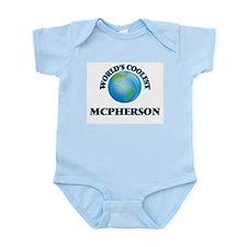World's Coolest Mcpherson Body Suit