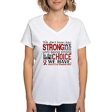 Vasculitis HowStrongWeAre Shirt