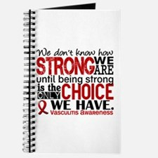 Vasculitis HowStrongWeAre Journal