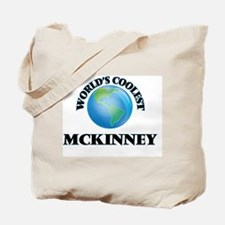 World's Coolest Mckinney Tote Bag