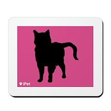 Chartreux iPet Mousepad