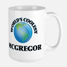 World's Coolest Mcgregor Mugs