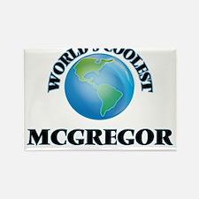 World's Coolest Mcgregor Magnets
