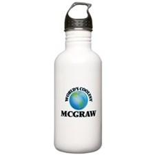 World's Coolest Mcgraw Water Bottle