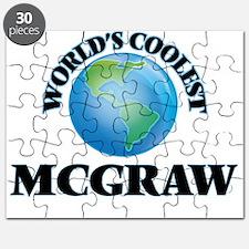 World's Coolest Mcgraw Puzzle