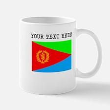 Custom Eritrea Flag Mugs