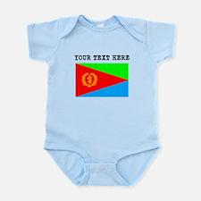 Custom Eritrea Flag Body Suit