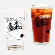 Pilot Cartoon 3683 Drinking Glass
