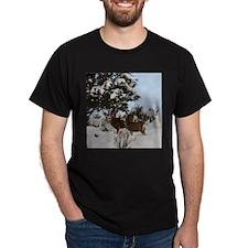 Big three point T-Shirt