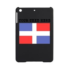 Custom Dominican Republic Flag iPad Mini Case