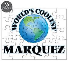 World's Coolest Marquez Puzzle