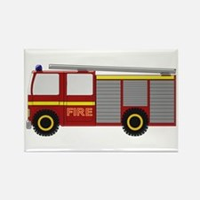 Fire Truck Magnets