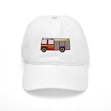Fire Truck Baseball Cap