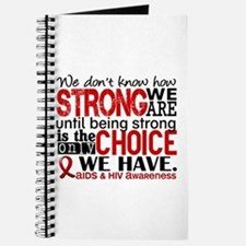 AIDS How Strong We Are Journal