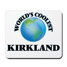 World's Coolest Kirkland Mousepad