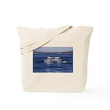Humpback Flukes 1 Tote Bag