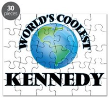 World's Coolest Kennedy Puzzle