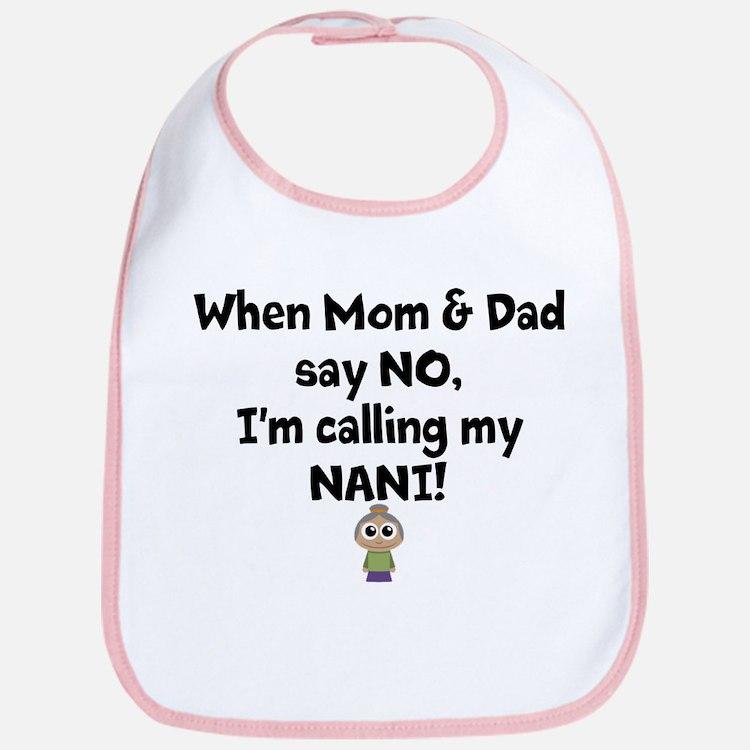 Nani's Bib