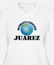 World's Coolest Juarez Plus Size T-Shirt