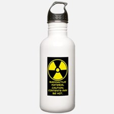 Unique Radioactive Sports Water Bottle