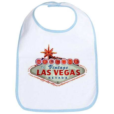 Vintage Las Vegas Bib