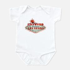 Vintage Las Vegas Infant Bodysuit