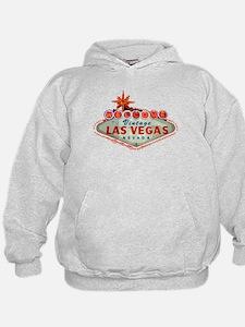 Vintage Las Vegas Hoodie