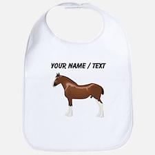 Custom Clydesdale Horse Bib