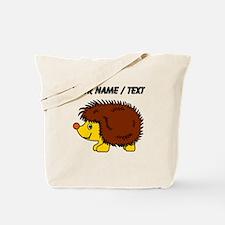 Custom Porcupine Tote Bag