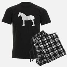 Horse Silhouette Pajamas