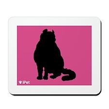 Curl iPet Mousepad