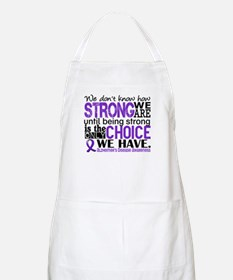 Alzheimer's HowStrongWeAre Apron
