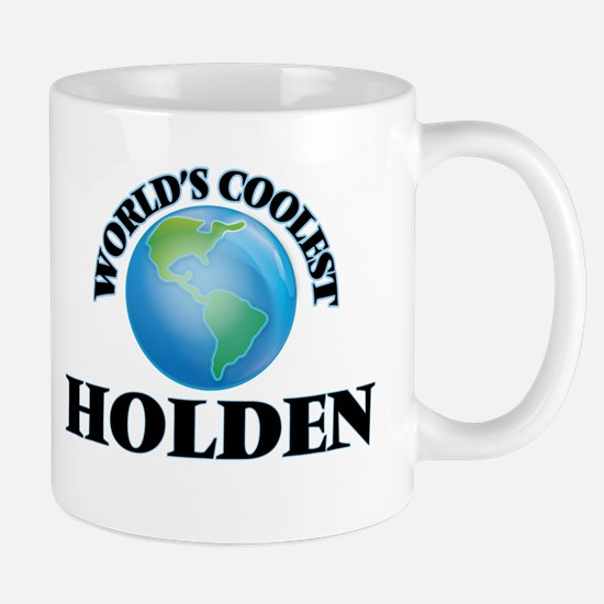 World's Coolest Holden Mugs
