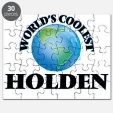 World's Coolest Holden Puzzle