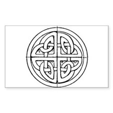 Celtic symbol Bumper Stickers