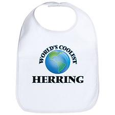 World's Coolest Herring Bib
