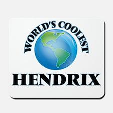 World's Coolest Hendrix Mousepad