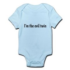 I'm the evil twin Body Suit