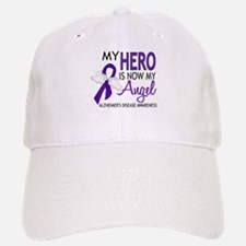 Alzheimers Hero Now My Angel Baseball Baseball Cap