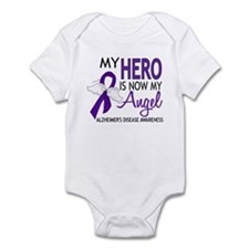 Alzheimers Hero Now My Angel Infant Bodysuit
