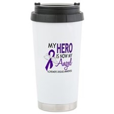 Alzheimers Hero Now My Travel Mug