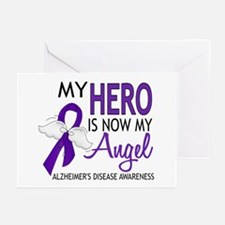 Alzheimers Hero Now My A Greeting Cards (Pk of 20)
