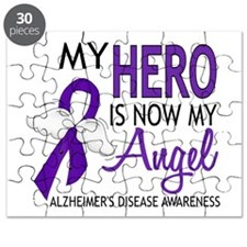 Alzheimers Hero Now My Angel Puzzle