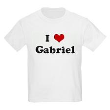I Love Gabriel T-Shirt