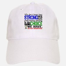 Autism How Strong We Are Baseball Baseball Cap