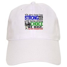 Autism How Strong We Are Baseball Cap